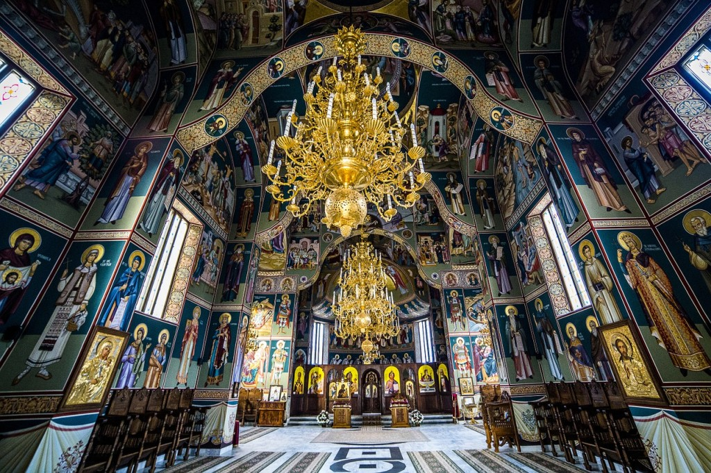Art religieux en Roumanie