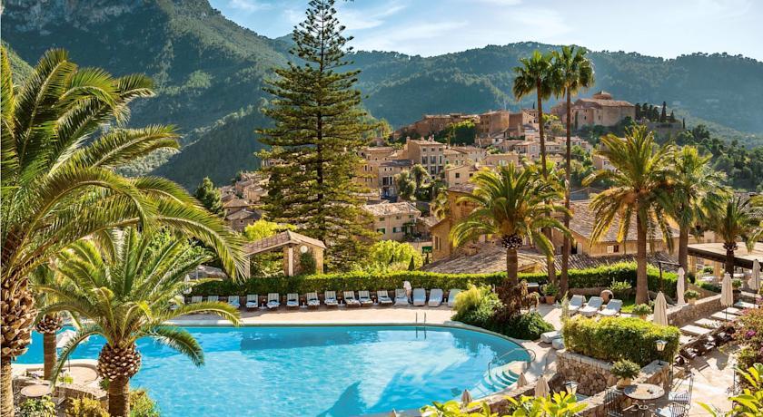 La Residencia à Majorque