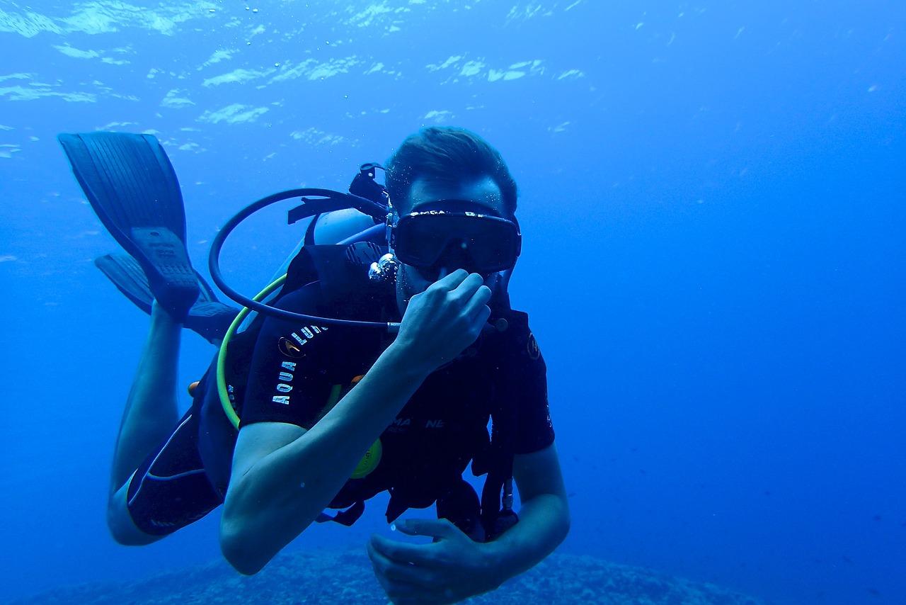 Plongée sous marine - Scuba Diving
