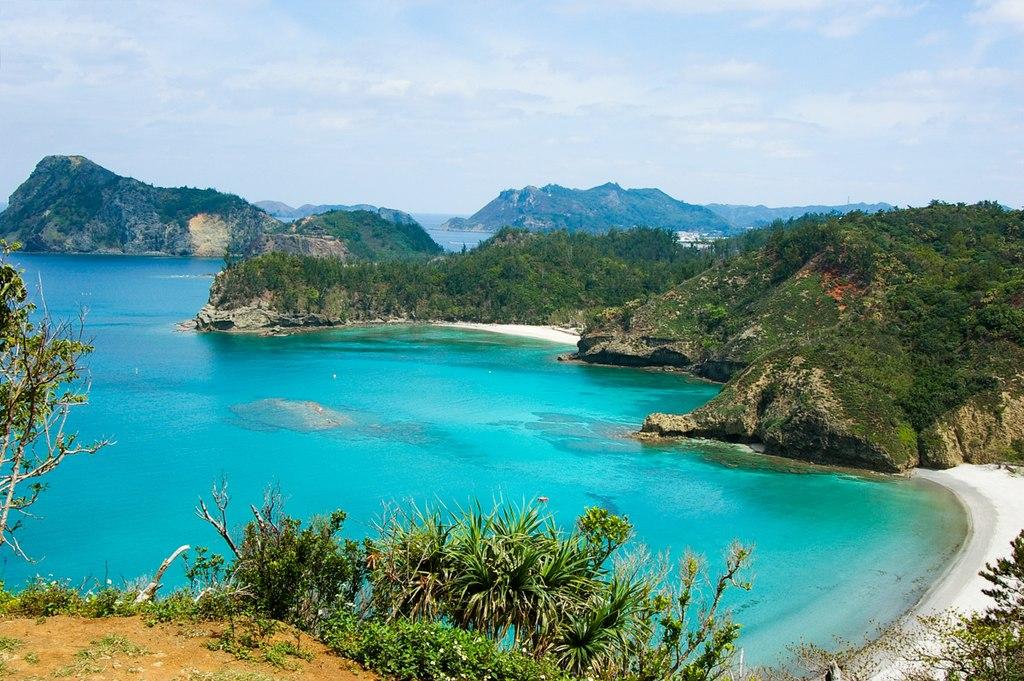 Les iles Ogasawara au Japon