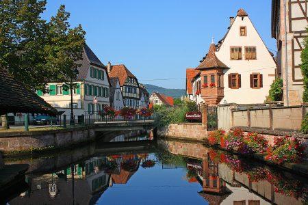 Architecture en Alsace