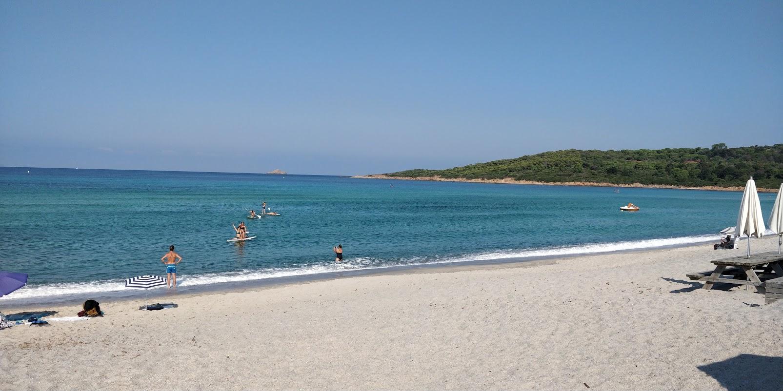 La plage de Capo Di Feno