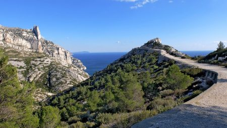 Calanque Marseille Cassis