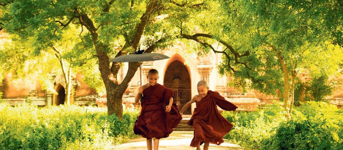 Pourquoi j'aime la Birmanie