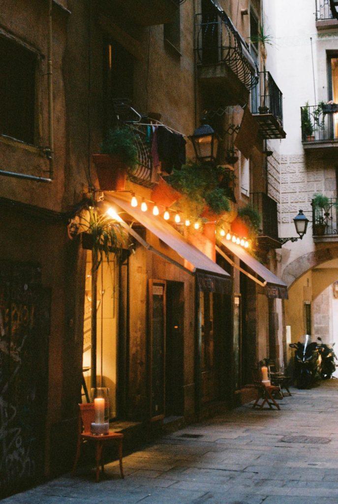 Les rues de Barcelone - Week end à Barcelone