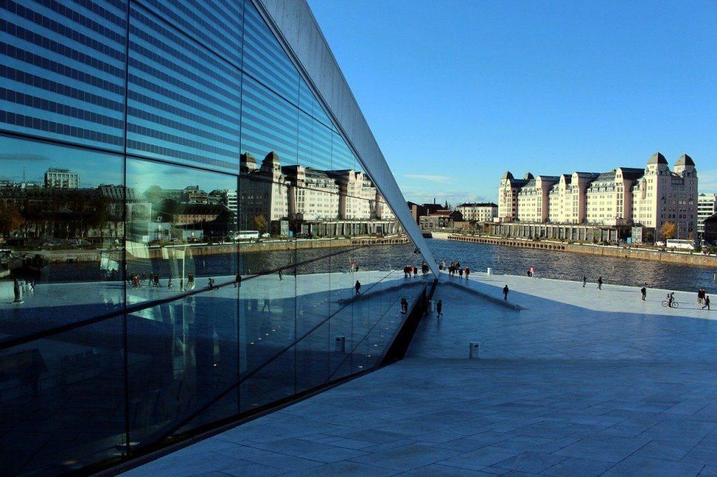 Découvrir Oslo Opéra