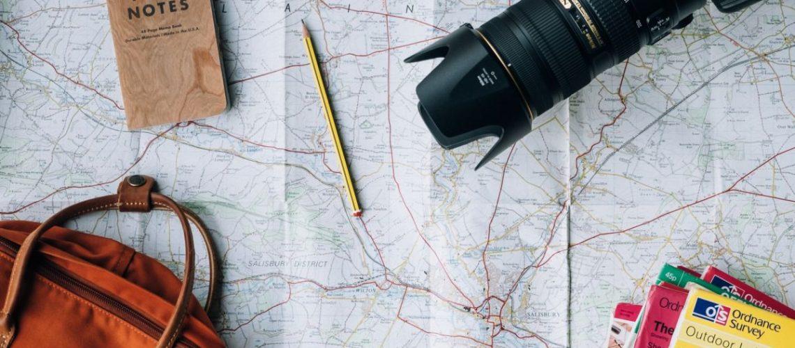 préparer les prochains voyages